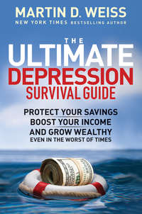 The Ultimate Depression Survival Guide. Protect Your Savings, Boost Your Income, and Grow Wealthy Even in the Worst of Times