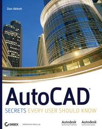 Купить книгу AutoCAD. Secrets Every User Should Know, автора Dan  Abbott