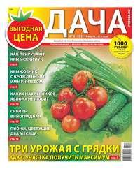 Купить книгу Dacha Pressa.ru 06-2018, автора