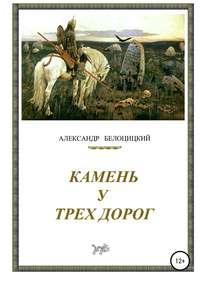 Купить книгу Камень у трёх дорог, автора Александра Николаевича Белоцицкого