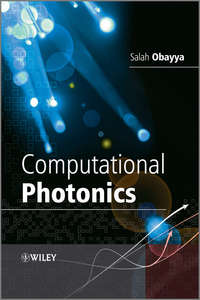 Книга Computational Photonics - Автор Salah Obayya