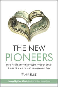 Книга The New Pioneers. Sustainable business success through social innovation and social entrepreneurship - Автор Tania Ellis