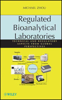 Книга Regulated Bioanalytical Laboratories. Technical and Regulatory Aspects from Global Perspectives - Автор Michael Zhou