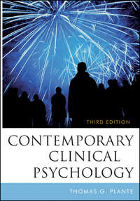 Книга Contemporary Clinical Psychology - Автор Thomas Plante