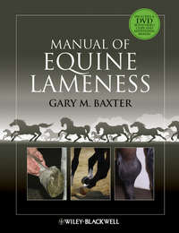 Книга Manual of Equine Lameness - Автор Gary Baxter