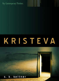 Книга Kristeva - Автор Stacey Keltner