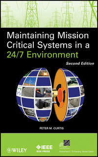 Книга Maintaining Mission Critical Systems in a 24/7 Environment - Автор Peter Curtis