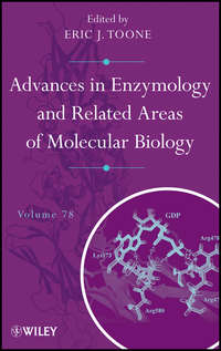 Книга Advances in Enzymology and Related Areas of Molecular Biology - Автор Eric Toone