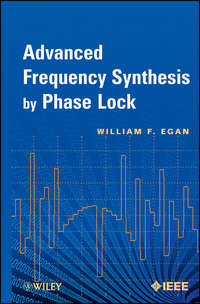 Книга Advanced Frequency Synthesis by Phase Lock - Автор William Egan