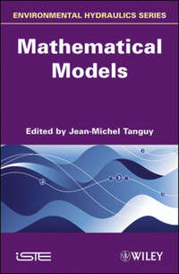 Книга Environmental Hydraulics. Mathematical Models - Автор Jean-Michel Tanguy