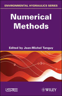 Книга Environmental Hydraulics. Numerical Methods - Автор Jean-Michel Tanguy
