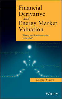 Книга Financial Derivative and Energy Market Valuation. Theory and Implementation in MATLAB - Автор Michael PhD