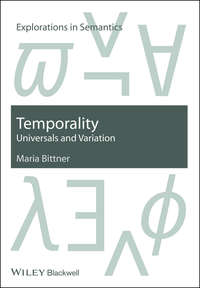 Книга Temporality. Universals and Variation - Автор Maria Bittner
