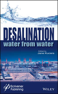 Книга Desalination. Water from Water - Автор Jane Kucera