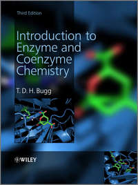 Книга Introduction to Enzyme and Coenzyme Chemistry - Автор T. D. H. Bugg