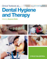 Книга Clinical Textbook of Dental Hygiene and Therapy - Автор Suzanne Noble