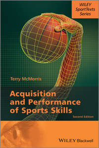 Книга Acquisition and Performance of Sports Skills - Автор Terry McMorris