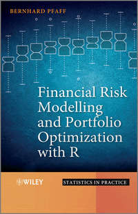 Книга Financial Risk Modelling and Portfolio Optimization with R - Автор Bernhard Pfaff