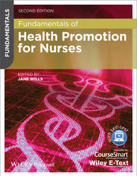 Книга Fundamentals of Health Promotion for Nurses - Автор Jane Wills