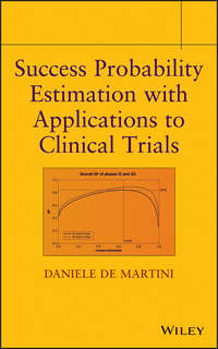 Книга Success Probability Estimation with Applications to Clinical Trials - Автор Daniele Martini