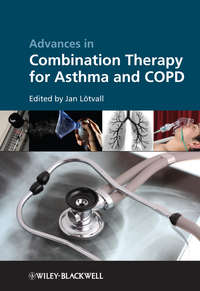 Книга Advances in Combination Therapy for Asthma and COPD - Автор Jan Lotvall