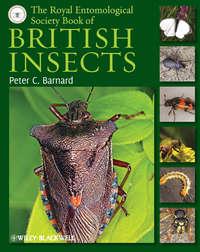 Книга The Royal Entomological Society Book of British Insects - Автор Peter Barnard