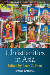 Купить книгу Christianities in Asia, автора