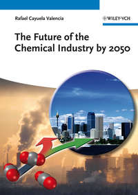 Книга The Future of the Chemical Industry by 2050 - Автор Rafael Valencia