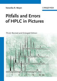 Книга Pitfalls and Errors of HPLC in Pictures - Автор Veronika Meyer