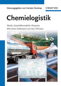 Chemielogistik. Markt, Geschaftmodelle, Prozesse