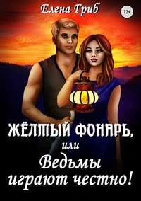 Купить книгу Жёлтый фонарь, или Ведьмы играют честно!, автора Елены Гриб