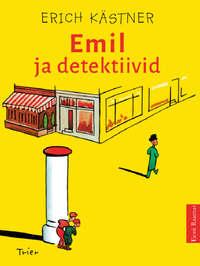 Купить книгу Emil ja detektiivid, автора