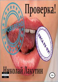 Книга Проверка - Автор Николай Лакутин
