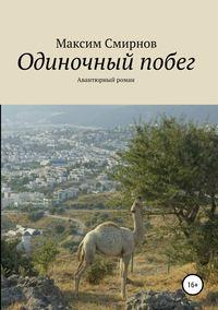 Купить книгу Одиночный побег. Авантюрный роман, автора Максима Юрьевича Смирнова