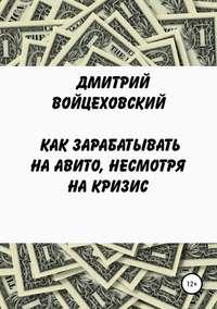 Купить книгу Как зарабатывать на авито, несмотря на кризис, автора Дмитрия Юрьевича Войцеховского