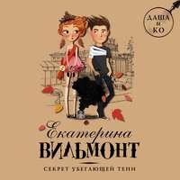 Купить книгу Секрет убегающей тени, автора Екатерины Вильмонт