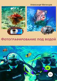 Купить книгу Фотографирование под водой, автора Александра Матанцева