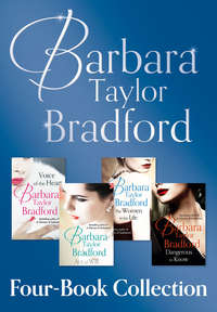 Купить книгу Barbara Taylor Bradford's 4-Book Collection, автора