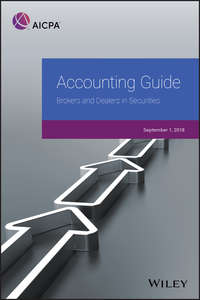 Купить книгу Accounting Guide. Brokers and Dealers in Securities 2018, автора