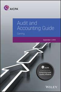Купить книгу Audit and Accounting Guide. Gaming 2018, автора