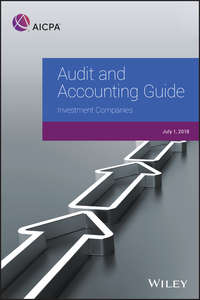 Купить книгу Audit and Accounting Guide: Investment Companies, автора