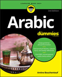 Купить книгу Arabic For Dummies, автора Amine  Bouchentouf