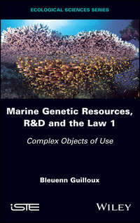 Купить книгу Marine Genetic Resources 1, автора Bleuenn  Guilloux