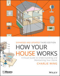 Купить книгу How Your House Works. A Visual Guide to Understanding and Maintaining Your Home, автора Charlie  Wing
