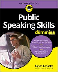 Купить книгу Public Speaking Skills For Dummies, автора