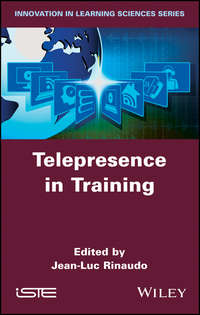 Купить книгу Telepresence in Training, автора