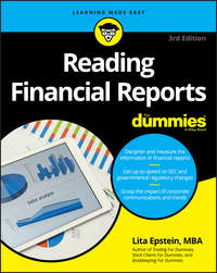 Купить книгу Reading Financial Reports For Dummies, автора Lita  Epstein