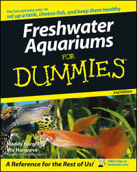 Купить книгу Freshwater Aquariums For Dummies, автора Maddy  Hargrove