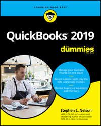 Купить книгу QuickBooks 2019 For Dummies, автора