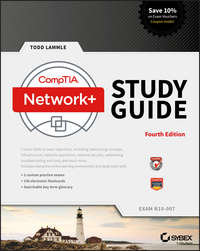 Купить книгу CompTIA Network+ Study Guide. Exam N10-007, автора Todd  Lammle